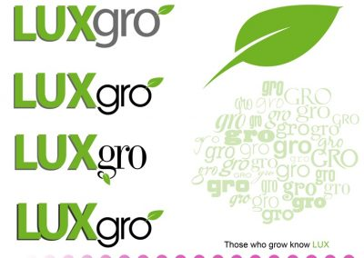 LUX GRO Logo PAC