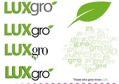 LUX GRO Logo PAC
