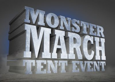 Monster March LOGO